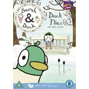Sarah & Duck - Duck Flies DVD