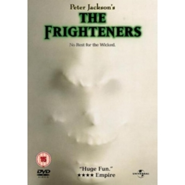 The Frighteners DVD