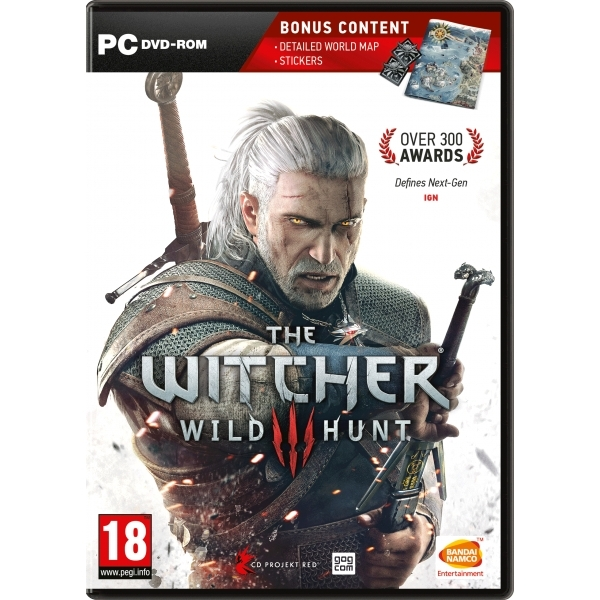 The Witcher 3 Wild Hunt PC Game - Image 1