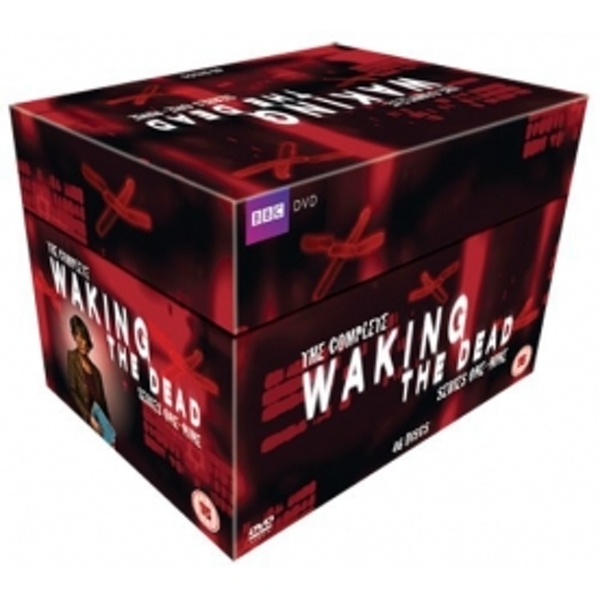 Waking The Dead - Series 1-9 DVD