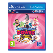 Knowledge is Power Decades PS4 Game (PlayLink)