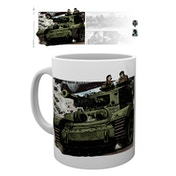 World of Tanks - Comic Mug