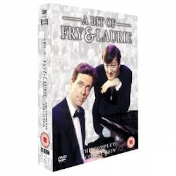 A Bit Of Fry And Laurie - BBC Series 1-4 Complete Box Set DVD
