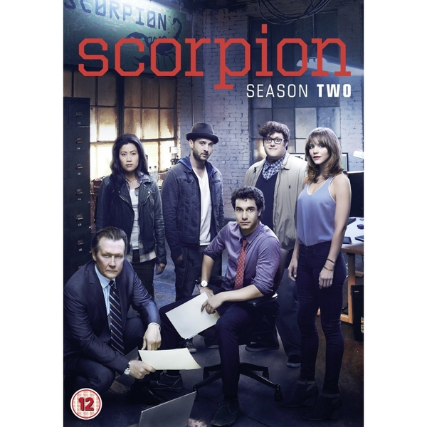 Scorpion - Season 2 DVD (2015)