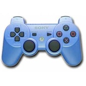 Official Sony DualShock 3 Controller Candy Blue PS3