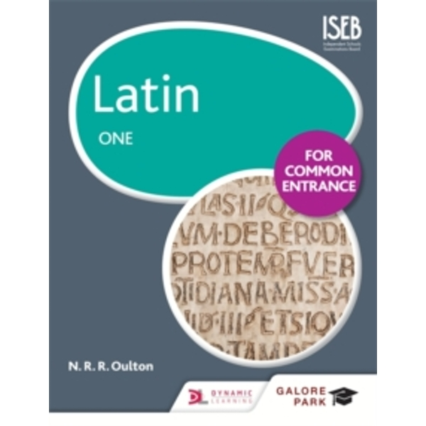 Latin for Common Entrance One: 1 by N. R. R. Oulton (Paperback, 2016)