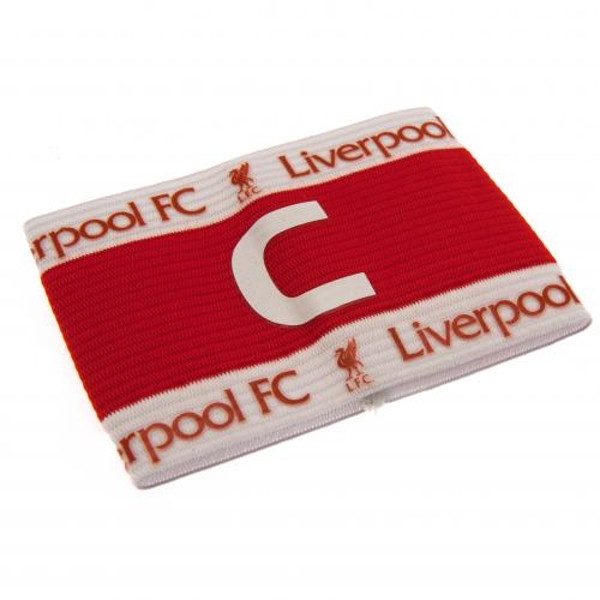 Liverpool FC Captains Arm Band