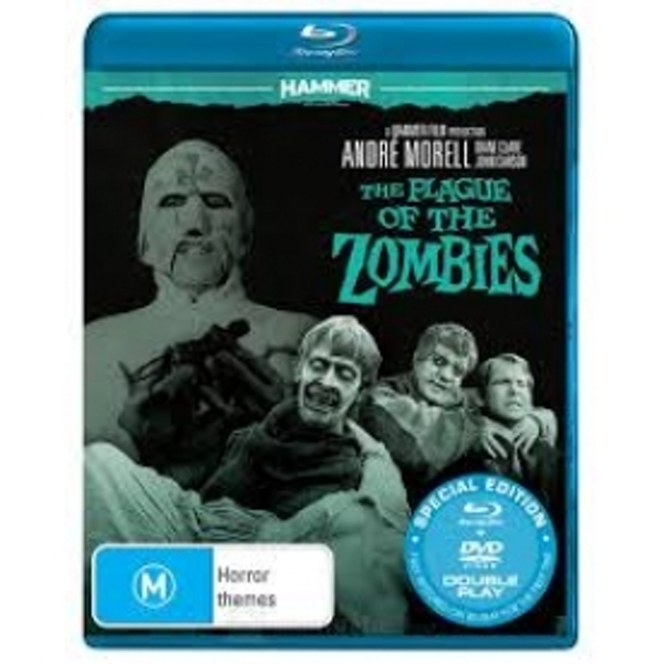 Plague Of The Zombies Blu-ray & DVD