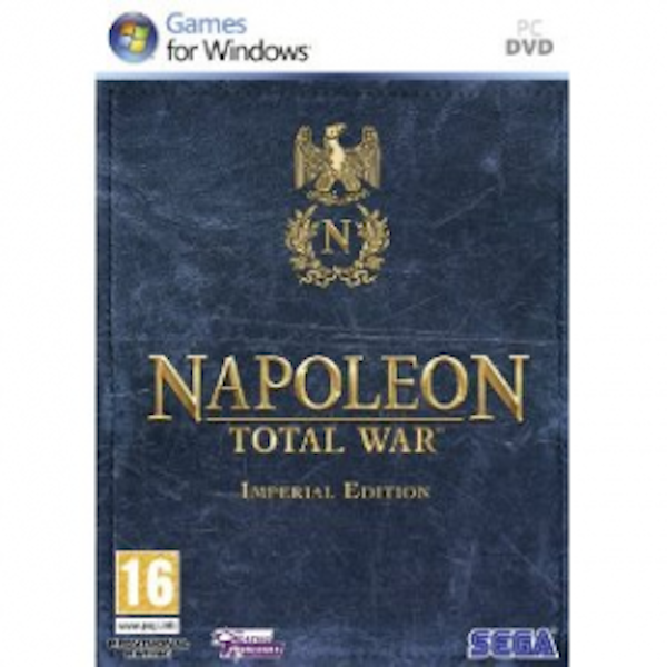 Total War Napoleon Imperial Edition Game PC