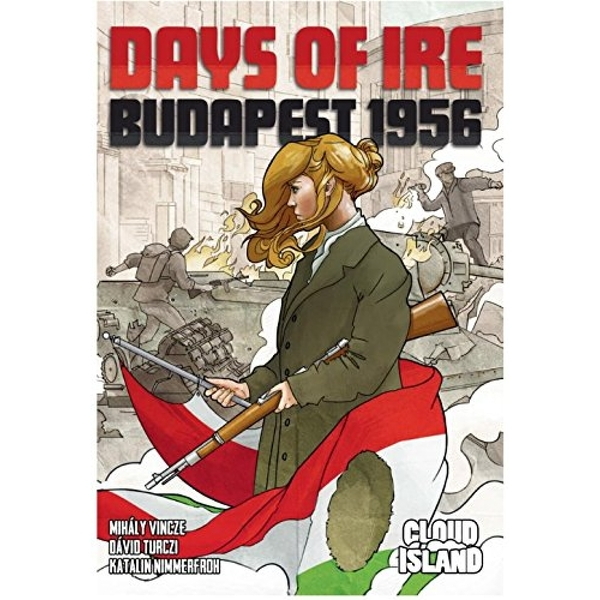 Days of Ire Budapest 1956 Board Game
