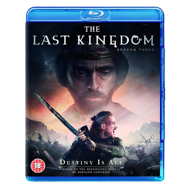 Last Kingdom Season 3 Blu-ray