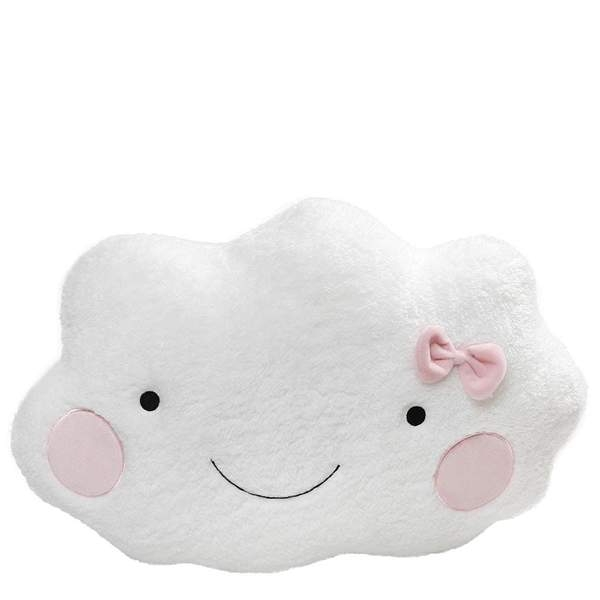 Cloud Smile & Pink Bow (GUND) Soft Toy