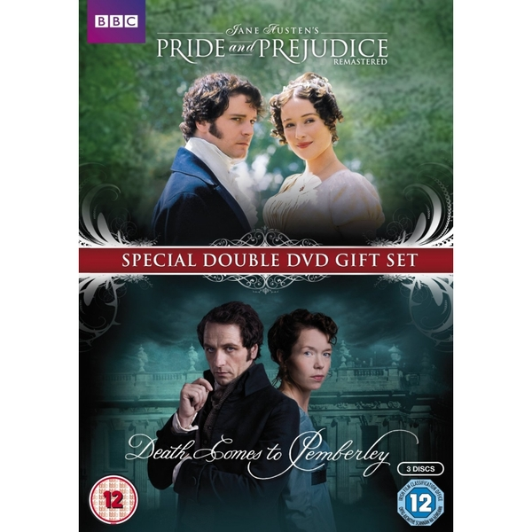 Death Comes to Pemberley & Pride and Prejudice Box Set DVD