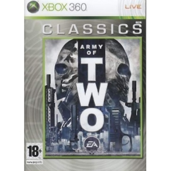 Army Of Two Game (Classiscs) Xbox 360