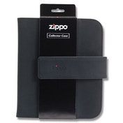 Zippo Collectors Case Holds Eight Lighters Black