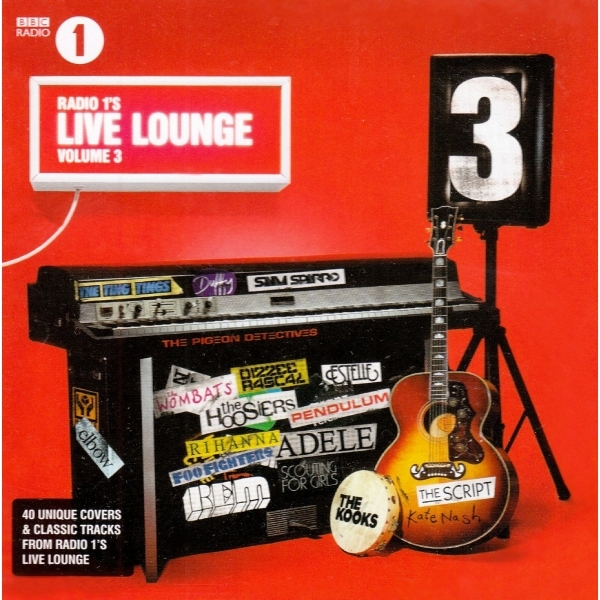 Various Artists - BBC Radio 1 Live Lounge 3 2 CD