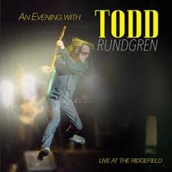 Todd Rundgren ‎– An Evening With Todd Rundgren - Live At Ridgefield Vinyl