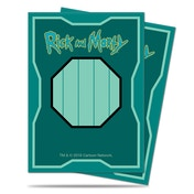 Ultra Pro Rick and Morty V1 Deck Protector Sleeves (65)