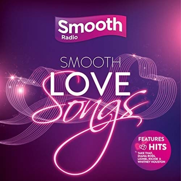 Smooth Radio - Smooth Love Songs CD