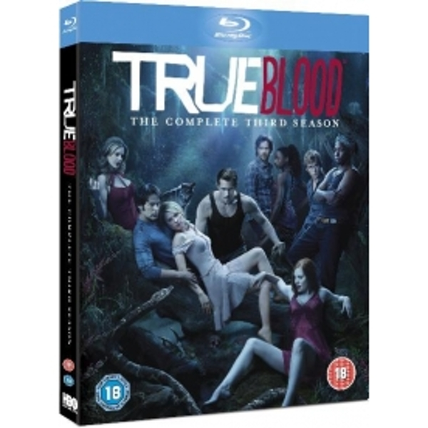 True Blood Series 3 Blu-ray