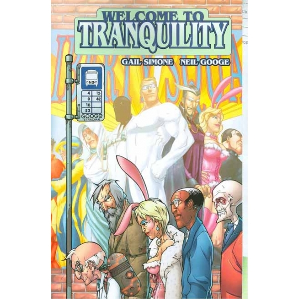Welcome To Tranquility TP Vol 01