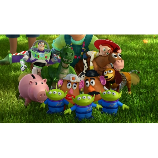 Disney Pixar Toy Story 3 Blu-Ray and DVD - Image 2