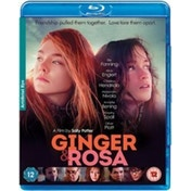 Ginger And Rosa Blu-ray