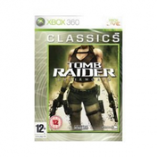 Lara Croft Tomb Raider Underworld Game (Classics) Xbox 360