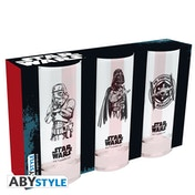Star Wars - Dark Side Glasses (Set of 3)
