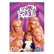 Austin Powers International Man Of Mystery 10th Anniversary Edition DVD