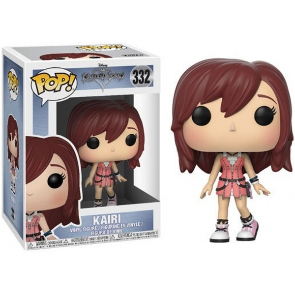 Kairi (Kingdom Hearts Series 2) Disney Funko Pop! Vinyl Figure