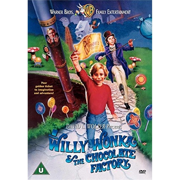 Willy Wonka & the Chocolate Factory (1971) DVD