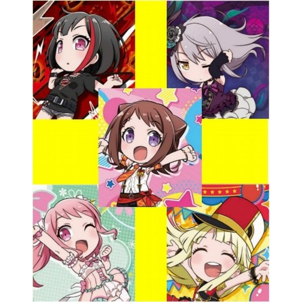Future Card Buddyfight: Ace Ultimate Booster Cross Vol. 2 BanG Dream! Girls Band Party! PICO Booster Box