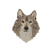 Mountain Spirit Wolf Wall Art