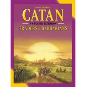 Catan Traders & Barbarians 5-6 Player Extension 2015 Refresh Board Game