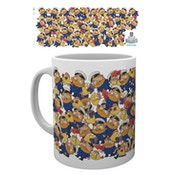 World of Warships - Captain and Fish Mug