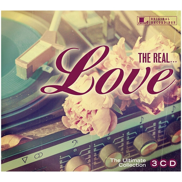 The Real...Love CD