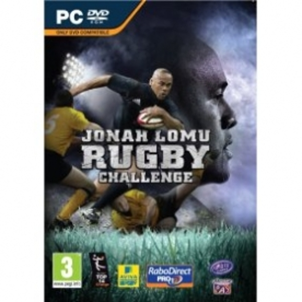 Jonah Lomu Rugby Challenge Game PC