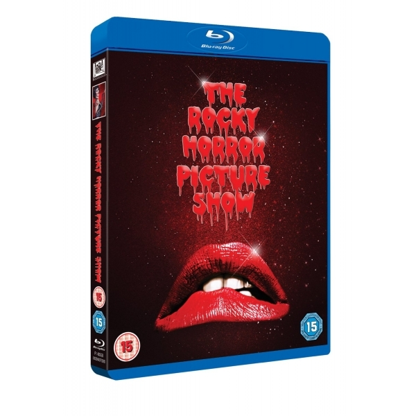 Rocky Horror Picture Show - 40th Anniversary Edition Blu-ray