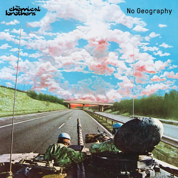 Chemical Brothers - No Geography Vinyl