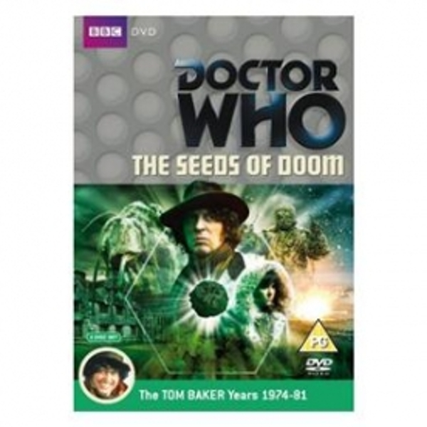 Doctor Who: The Seeds of Doom (1975) DVD