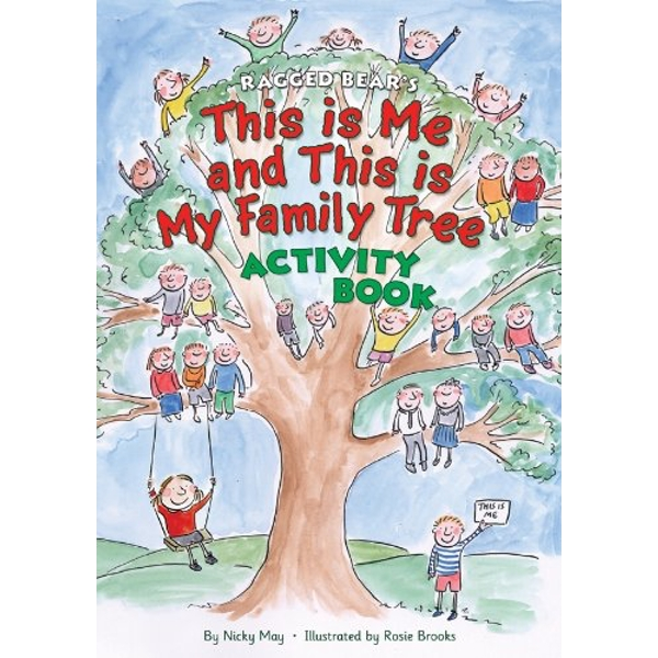 This is Me and This is My Family Tree: Multi-activity Book by Nicky May (Paperback, 2009)
