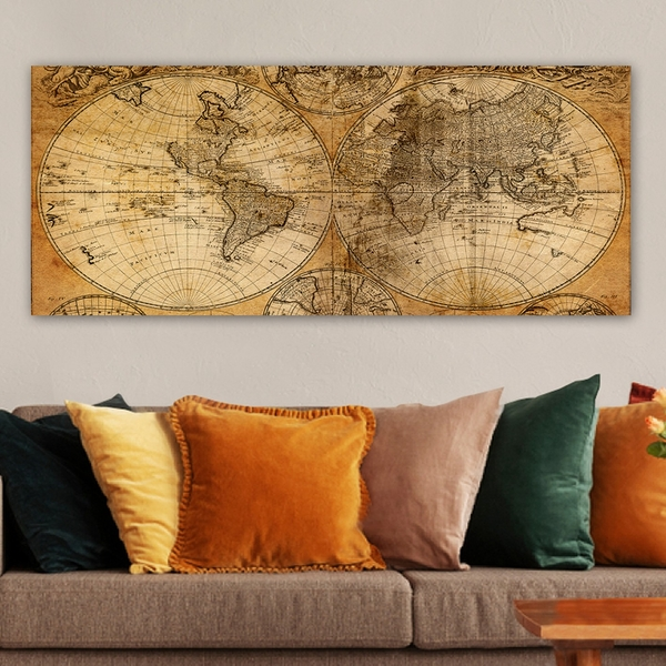 YTY10353380159_50120 Multicolor Decorative Canvas Painting