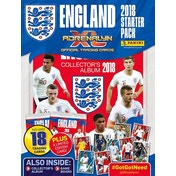England 2018 Adrenalyn XL Trading Card Starter Pack