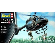 H145M LUH KSK Surveillance + Troop Transport 1:32 Revell Model Kit