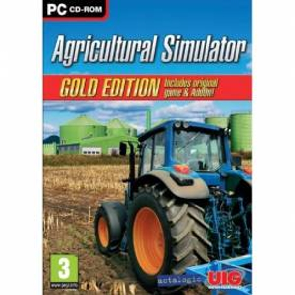 Agricultural Simulator 2011 Gold Edition Game PC