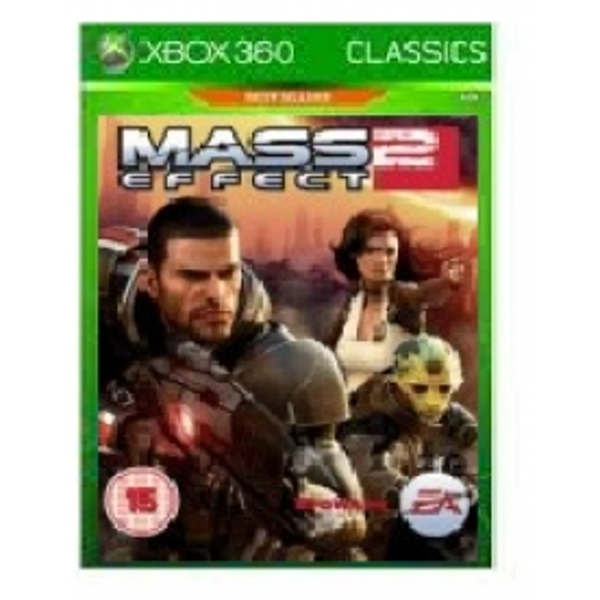 Mass Effect 2 Game (Classics) Xbox 360