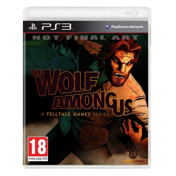 The Wolf Among Us PS3 Game