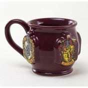 Harry Potter Crests 3D Mug