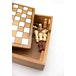 Chess - Wooden Classic Game - Travel Size Board Game - Image 2